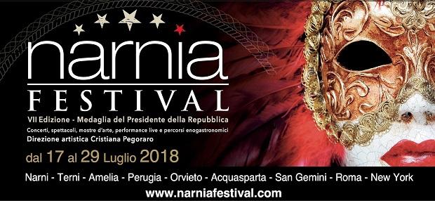 locandina narnia festival