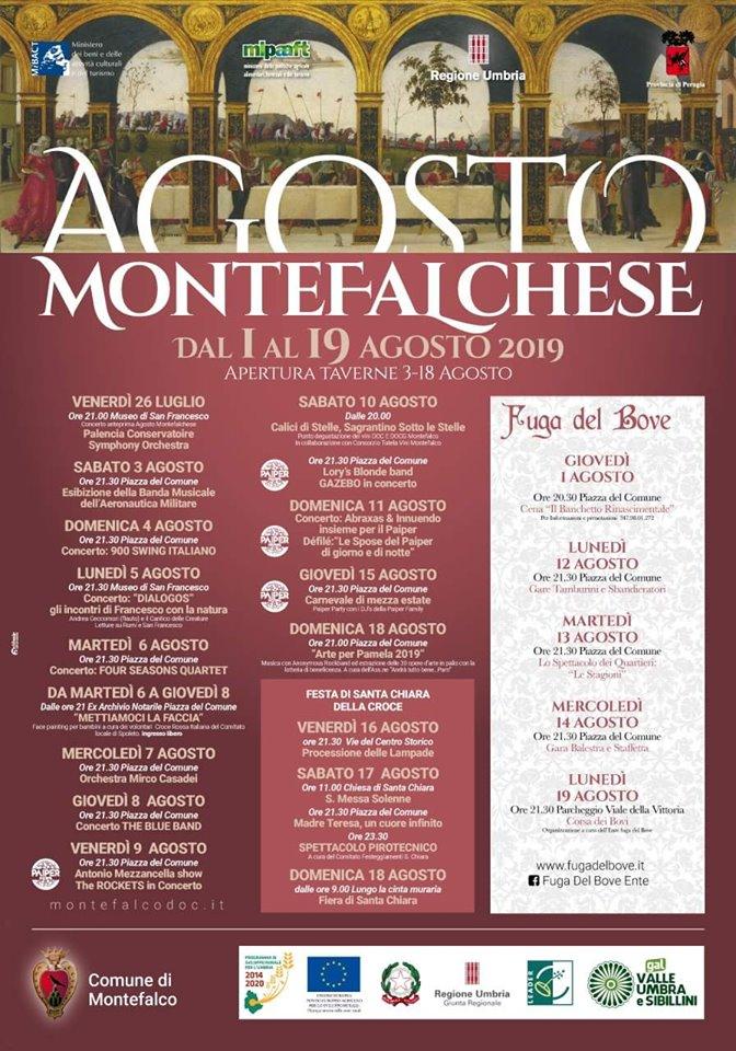 Agosto Montefalchese