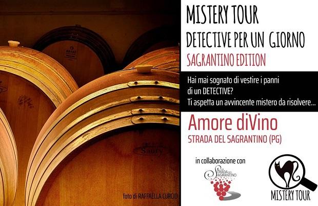 Sagrantino Mistery Tour