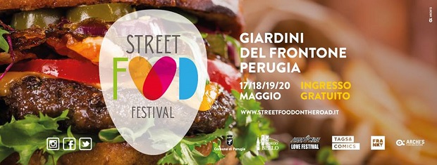 locandina street food pg